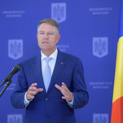 VIDEO. Klaus Iohannis nu exclude noi restricţii anti-COVID, după recordul de îmbolnăviri