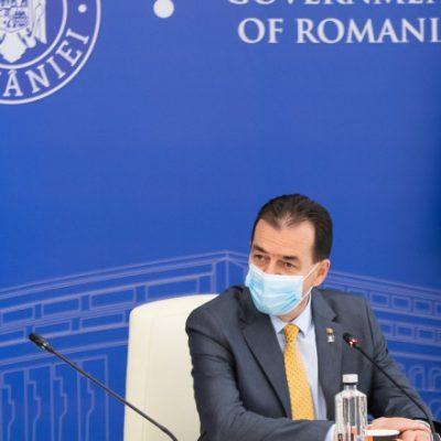 Ludovic Orban: Circulaţia pe timp de noapte ar putea fi restricţionată