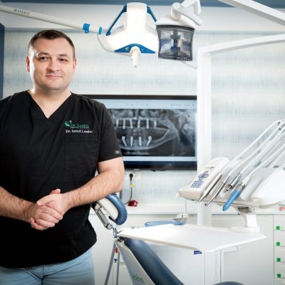 Ce parcurs vor avea Clinicile Dentare Dr. Leahu după ce medicul care le-a dat numele a vândut un sfert din afacere?