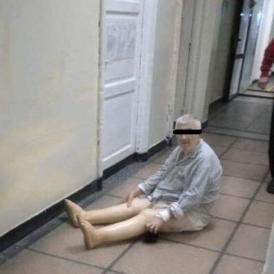 Dosar penal deschis la Spitalul Judeţean de Urgenţă din Reşiţa. Imagini şocante cu bolnavi nesupravegheaţi sau dezbrăcaţi