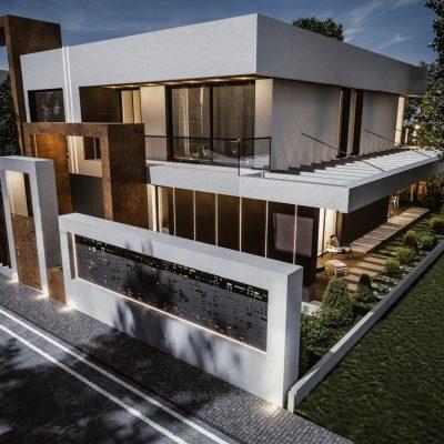 O antreprenoare investește 10 milioane de euro într-un complex de 12 vile exclusiviste din București