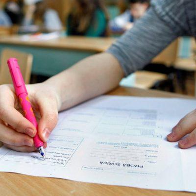 90% din totalul elevilor de clasa a VIII-a, înscrişi la Evaluarea naţională. Tematica de examen, adaptată