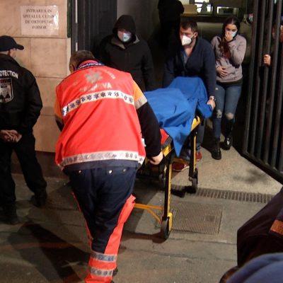 Spitalul Foișor din Bucureşti ar putea fi evacuat din nou