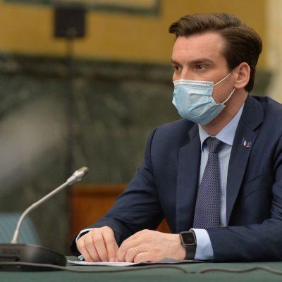 Andrei Baciu: Vor fi operaţionalizate 73 de paturi ATI, însă e nevoie de personal