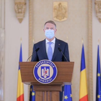 Şedinţă la Cotroceni, la ora 17.30, pentru a fi decise măsuri restrictive care să ducă la limitarea pandemiei