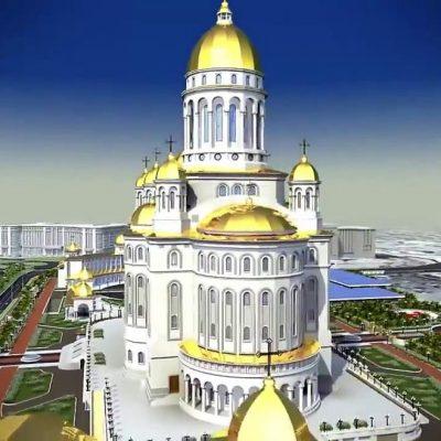 Catedrala Mântuirii Neamului, în Cartea Recordurilor cu cel mai mare iconostas ortodox din lume
