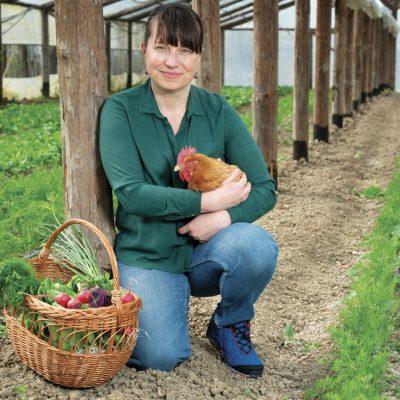 Povestea antreprenorilor care au renunțat la viața de la oraș pentru a deschide o fermă bio la țară