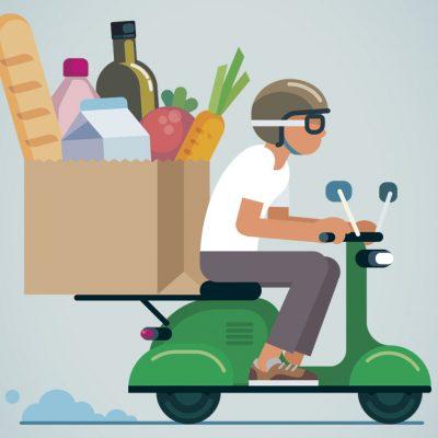 Efect de pandemie: Piața livrărilor rapide se apropie de pragul de 1 miliard de euro