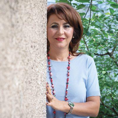 Adriana Alionte, fondatoarea Shakespeare School, se pregătește să dezvolte conceptul care definește metoda de învățare a școlii și pe plan internațional
