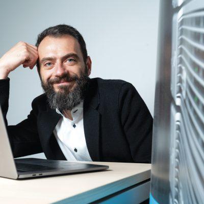Dragoș Diaconu, fondatorul Arctic Stream, a devenit milionar în euro după doar trei ani de antreprenoriat