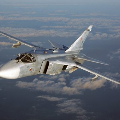 Două avioane militare ruseşti, interceptate în apropierea spaţiului aerian al României