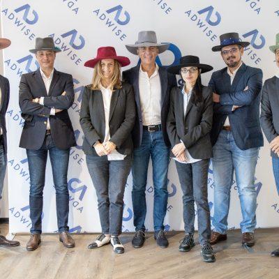 Dragoș Anastasiu a lansat, împreună cu șase parteneri, compania de consultanță AdWise