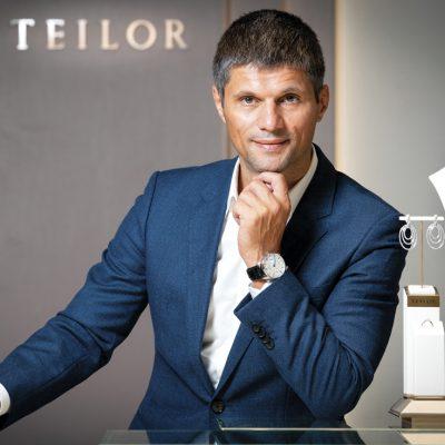 Florin Enache, fondatorul rețelei de bijuterii Teilor, vrea să emită obligațiuni pe AeRO pentru a-și finanța extiderea internațională