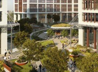 Vastint obtine certificarea verde LEED v2009 pentru proiectul Business Garden Bucharest din Capitala