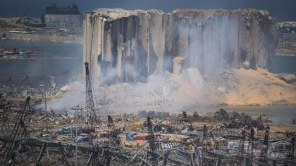 Pericol de explozie ca la Beirut, la granițele României! Unde sunt stocate 10.000 de tone de nitrat de amoniu