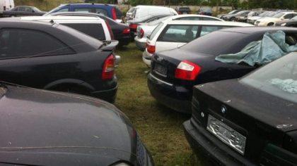 Zeci de masini scoase la vanzare de ANAF. Multe costa mai putin decat un smartphone!