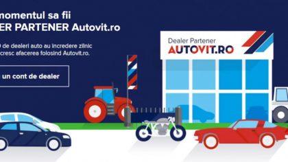 Câți bani a ajuns să ceară autovit.ro pentru firmele care postează anunțuri pe site și reușesc și să vândă mașinile