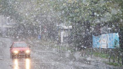 Vine ninsoarea în București! Anunțul meteorologilor